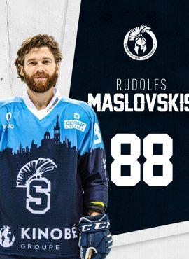 Rudolfs MASLOVSKIS