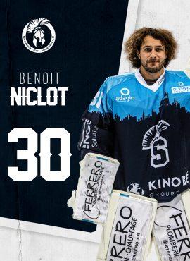 Benoit NICLOT