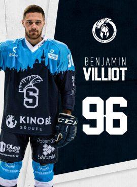 Benjamin VILLIOT