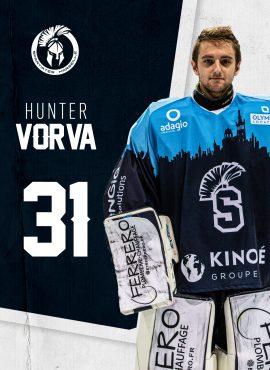 Hunter VORVA